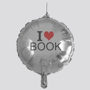 I Love Books Balloon