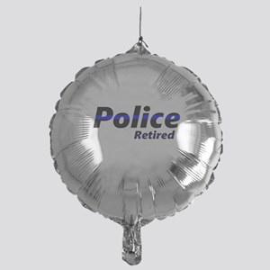 Retired Police Balloon