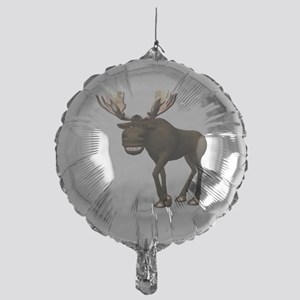 Moose Mylar Balloon