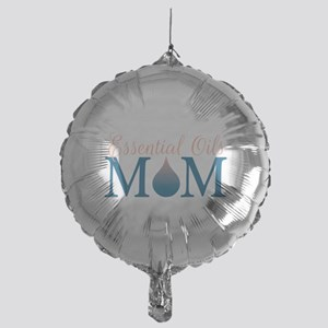 EO mom napeach Mylar Balloon
