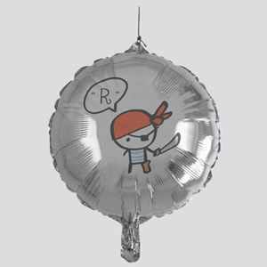 Pirate Mylar Balloon