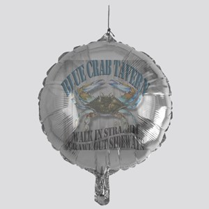 Blue Crab Tavern Mylar Balloon