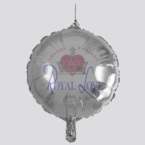 Royal Love 2 Mylar Balloon