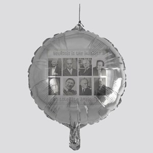 neurosis Mylar Balloon