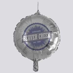 Beaver Creek Mylar Balloon