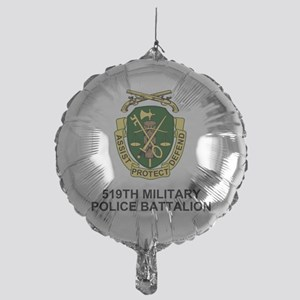 Army-519th-MP-Bn-Shirt-3 Mylar Balloon