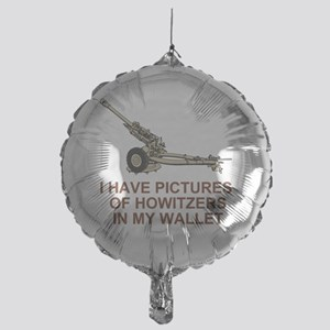 ARNG-120th-FA-Shirt-Pictures Mylar Balloon