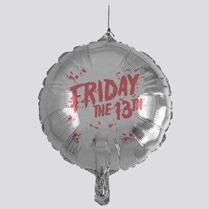 friday Mylar Balloon