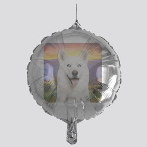 meadow2 Mylar Balloon