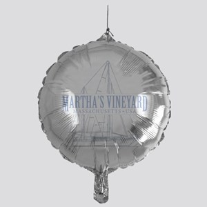 Martha's Vineyard - Mylar Balloon