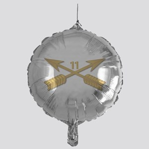 11th SFG Branch wo Txt Mylar Balloon