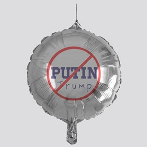 Putin/Trump, No Trump Balloon