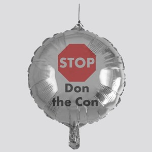 Stop Don the Con Balloon