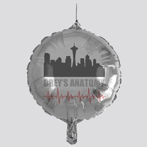 Grey's Anatomy Seatle Mylar Balloon