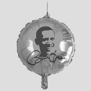 obama_autograph Mylar Balloon