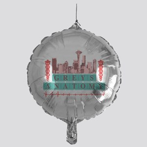 Grey's Anatomy Mylar Balloon