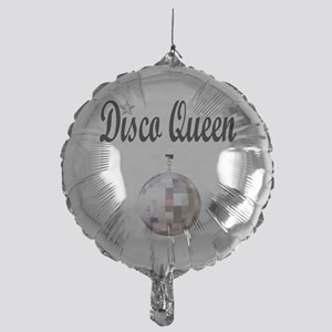 DISCO QUEEN Mylar Balloon