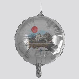 Japanese Palace Mylar Balloon