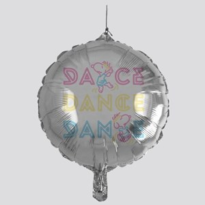 Peanuts Dance Mylar Balloon
