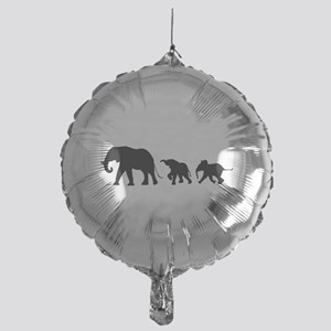 Elephant Mylar Balloon