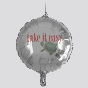 take it easy card Mylar Balloon