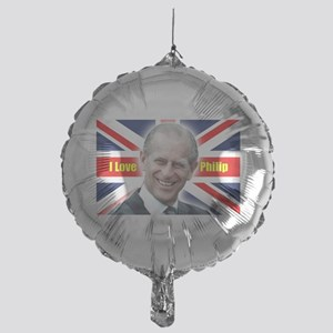 I Love Philip - Prince Philip Balloon