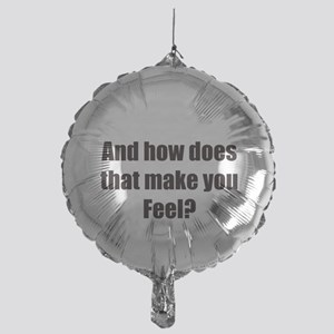 therapy Mylar Balloon