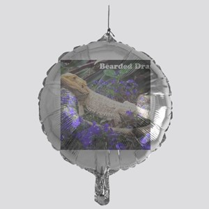 bearded dragon merch Mylar Balloon