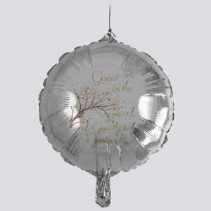 Great is the Lord Mylar Balloon