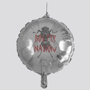 Bot Fly Nation Mylar Balloon