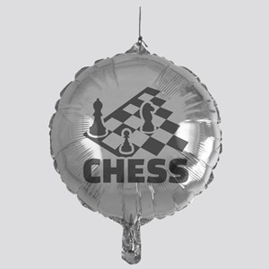 Chess Mylar Balloon