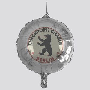 checkpointcharliedark Mylar Balloon