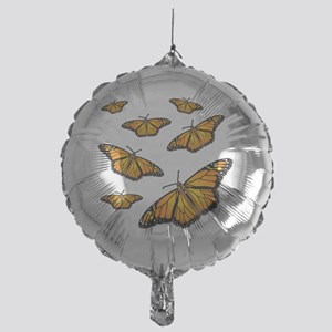 Monarch Butterflies Mylar Balloon