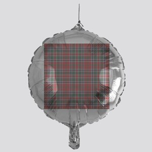 MacDonald Clan Scottish Tartan Mylar Balloon