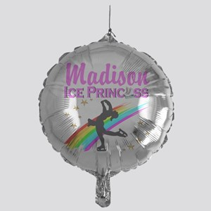 CUSTOM SKATER Mylar Balloon