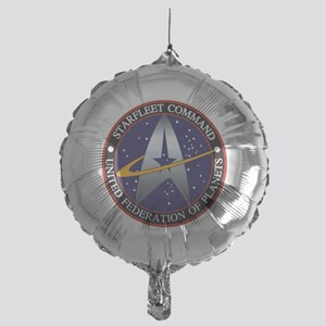 Starfleet Command Mylar Balloon