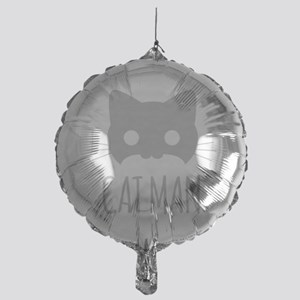 Cat Man Balloon