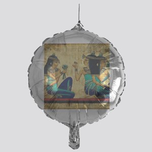 Egyptian Queens Mylar Balloon