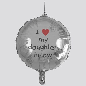lovemydil Mylar Balloon