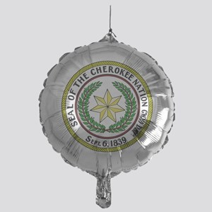 Seal of Cherokee Nation Mylar Balloon