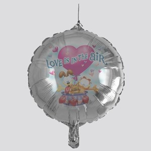 Love Is In The Air Mylar Balloon