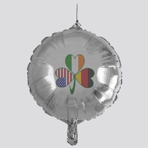 Shamrock of Germany Mylar Balloon