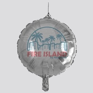 New York - Fire Island Mylar Balloon