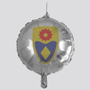 49th MP Brigade Mylar Balloon