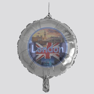 LONDON Mylar Balloon