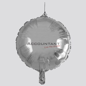 Accountant / Dream! Mylar Balloon