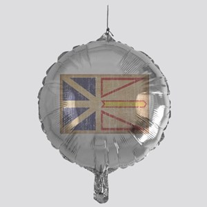 Newfoundland Flag Mylar Balloon