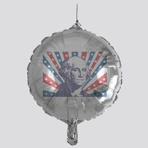george washington Mylar Balloon