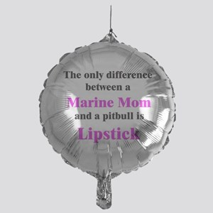MarineMom Mylar Balloon