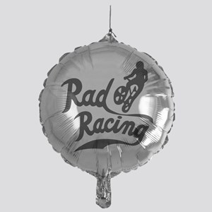 Rad Racing Mylar Balloon